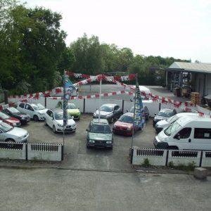 Gebrauchtwagenplatz (2)